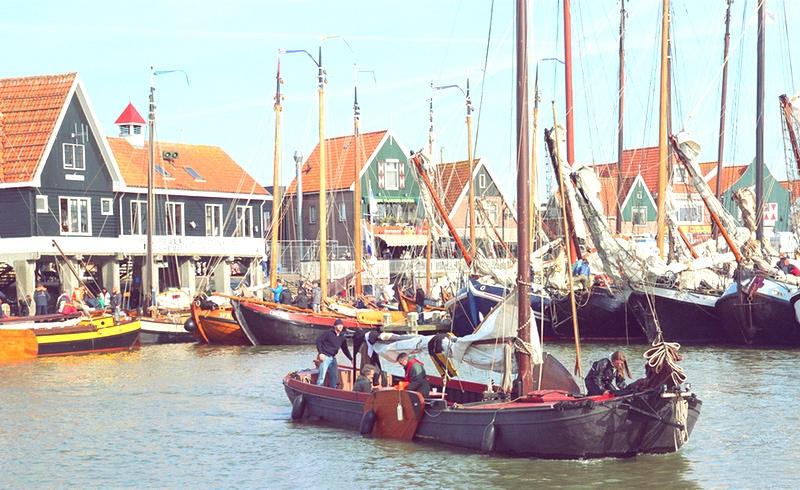 Volendam/Marken – Special Excursion