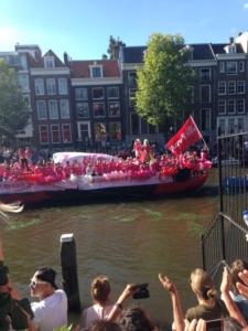 Europride/Gay Pride Canal Boat Parade